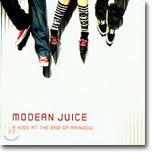 모던 쥬스 (Modern Juice) - A Kiss At The End Of Rainbow