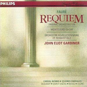 Faure : Requiem : Gardiner
