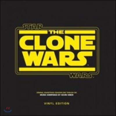 스타 워즈: 클론 전쟁 시즌 1 애니메이션 음악 (Star Wars: The Clone Wars Season 1 OST) [LP]