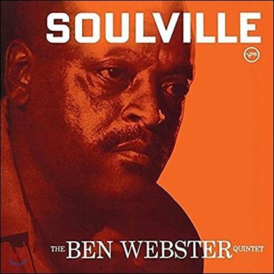 The Ben Webster Quintet - Soulville [LP]