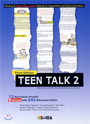 Teen Talk 2. Student Book, 3판
