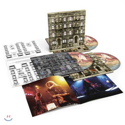 Led Zeppelin - Physical Graffiti (3CD Deluxe Edition / Remastered)