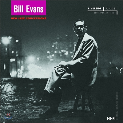 Bill Evans - New Jazz Conceptions (Back To Black Series)