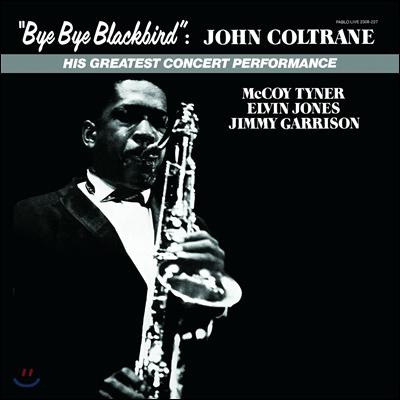 John Coltrane - Bye Bye Blackbird (Back To Black Series)