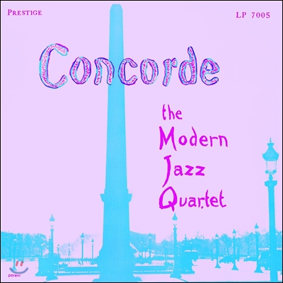 The Modern Jazz Quartet - Concorde (Back To Black Series)