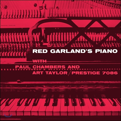 The Red Garland Trio - Red Garland's Piano (Back To Black Series)