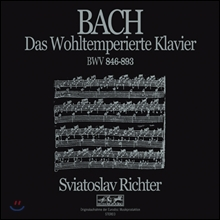 Sviatoslav Richter 바흐: 평균율 클라비어 전곡집 [스비아토슬라프 리히터 탄생 100주념 기념 염가반 에디션]