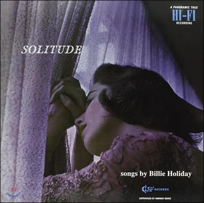 Billie Holiday - Solitude