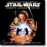 Star Wars Episode III: Revenge Of The Sith (��Ÿ���� ���Ǽҵ� 3: �ý��� ����) OST