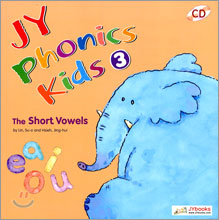 JY Phonics Kids 3 : The Short Vowels