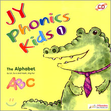 JY Phonics Kids 1 : The Alphabet