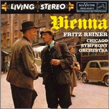 Vienna : Chicago Symphony OrchestraㆍFritz Reiner