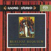 Charles Munch 베를리오즈: 레퀴엠 (Berlioz: Requiem) 샤를 뮌시 (SACD)