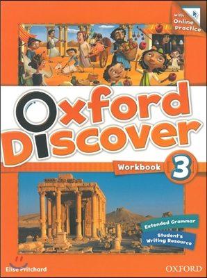 Oxford Discover 3: Workbook With Online Practice