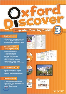 Oxford Discover 3: Teacher's Book integrated teaching toolkit