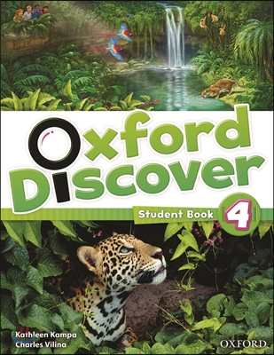 Oxford Discover 4: Student's Book