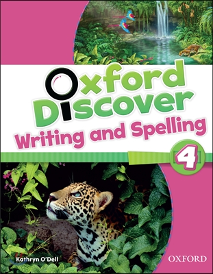 Oxford Discover 4: Writing & Spelling Book