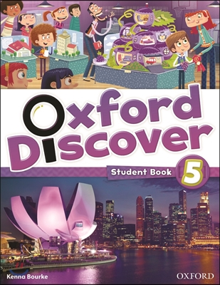 Oxford Discover 5: Student's Book