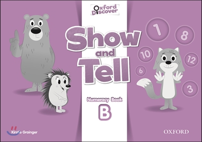 Oxford Show and Tell 3: Numeracy Book B