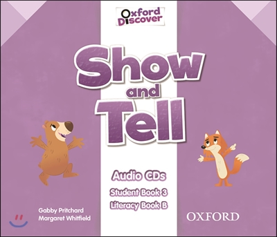 Oxford Show and Tell 3: Class CD