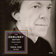 Pascal Roge 드뷔시: 피아노 작품 전집 (The Debussy Edition Volumes 1-5)