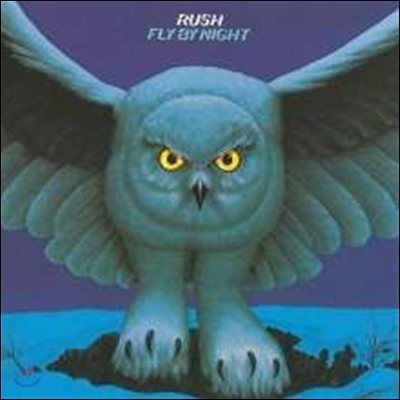 Rush - Fly By Night (Back To Black Series)