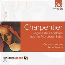 Rene Jacobs 샤르팡티에: 성 수요일의 테네브레 (Charpentier: Lecons de Tenebres pour le Mercredy Saint)