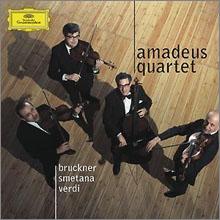 Amadeus Quartet 아마데우스 유명 현악 사중주 - 브루크너, 스메타나, 베르디, 차이코프스키, 드보르작 (Bruckner / Smetana / Verdi / Tchaikovsky / Dvorak)