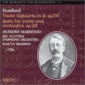 Anthony Marwood 낭만주의 바이올린 협주곡 2집 - 스탠포드 (The Romantic Violin Concerto 2 - Stanford)