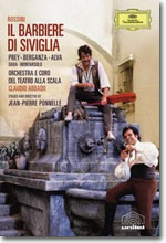 Claudio Abbado / Hermann Prey 로시니: 세빌리아의 이발사 - 헤르만 프라이, 라 스칼라, 클라우디오 아바도 (Rossini: Il Barbiere di Siviglia)