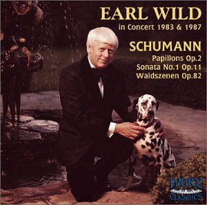 Schumann : Earl Wild In Concert (1983 & 1987)