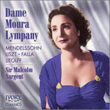 Moura Lympany - Tribute to a Piano Legend