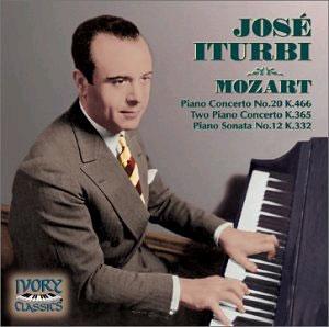 Jose Iturbi - Historic Mozart