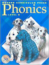 Modern Curriculum Press Phonics Level B : Student's Book