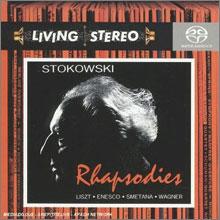 Leopold Stokowski - Rhapsodies 레오폴드 스토코프스키 (SACD)