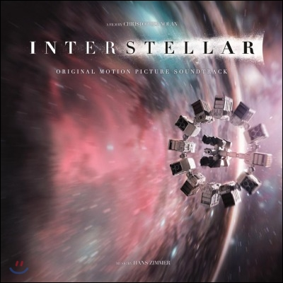 인터스텔라 영화음악 - 한스 짐머 (Interstellar OST by Hans Zimmer) [2LP]