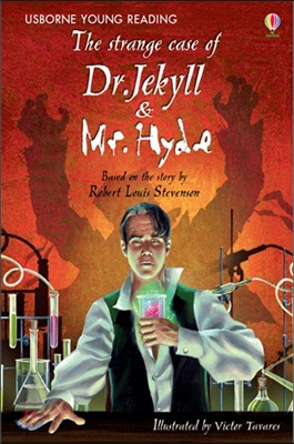 Usborne Young Reading 3-34 : Strange Case of Dr. Jekyll & Mr. Hyde