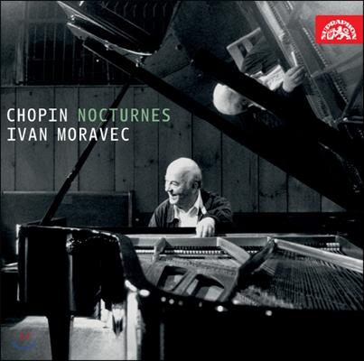 Ivan Moravec 쇼팽: 녹턴 전곡 (Chopin: Nocturnes Nos. 1-19) 이반 모라베츠