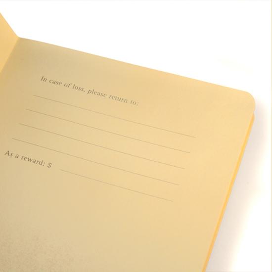Moleskine Plain Notebook (포켓):무지노트