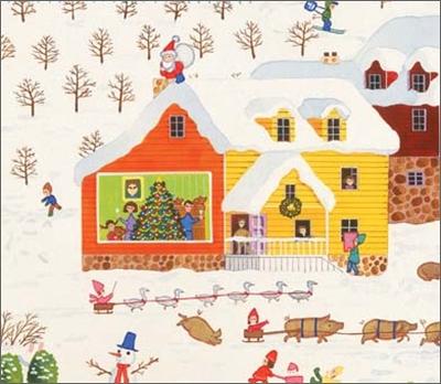 Home Sweet Home (500피스 정품 퍼즐 + 캐롤CD)