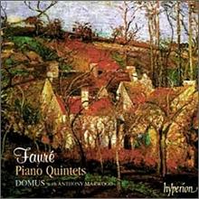Domus 포레: 피아노 오중주 - 도무스 (Faure: Piano Quintets)