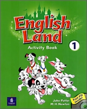 English Land 1 : Activity Book with Audio CD