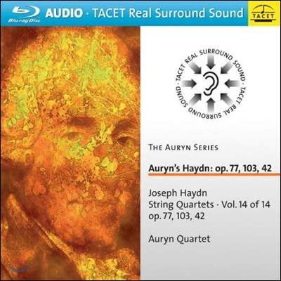 Auryn Quartet 아우린의 하이든 14 - 현악 사중주 35번, 66 & 67번 '로브코비츠', 68번 (Auryn's Haydn - String Quartets Op.42, Op.77 'Lobkowitz', Op.103)