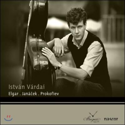 Istvan Vardai 엘가 / 야나체크 / 프로코피에프: 첼로 작품집 (Elgar / Janacek / Prokofiev: Cello Works)