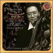 Yo-Yo Ma / Kurt Masur 신대륙의 협주곡 - 드보르작 / 허버트 (Concertos from the New World - Dvorak / Herbert)