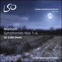 Colin Davis 칼 닐센: 교향곡 전곡집 - 콜린 데이비스 (Carl Nielsen: Complete Symphonies Nos. 1-6)
