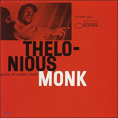 Thelonious Monk - Genius Of Modern Music Volume Two [LP]