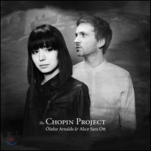 Olafur Arnalds / Alice Sara Ott 쇼팽 프로젝트 (The Chopin Project)