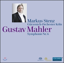 Markus Stenz 말러: 교향곡 6번 '비극적' - 마르쿠스 슈텐츠 (Mahler: Symphony No.6 'Tragic')
