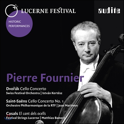 Pierre Fournier 피에르 푸르니에 루체른 페스티발 '새의 노래' (Lucerne Festival 1962-1976)